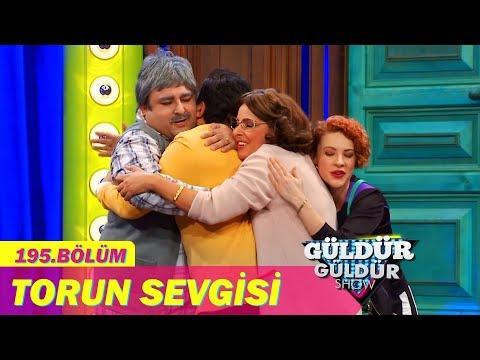 Güldür Güldür Show 195.Bölüm - Torun Sevgisi