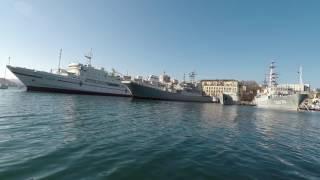 Прогулка по Севастопольской бухте 24.02.17