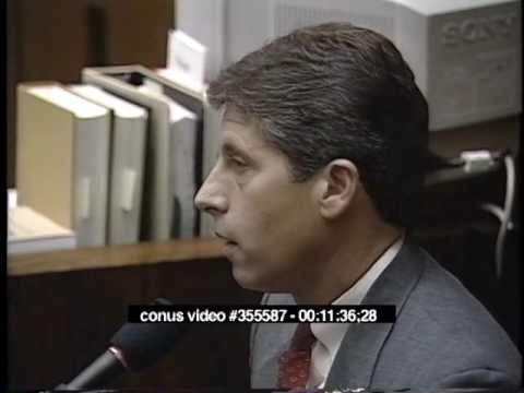 OJ Simpson Trial - March 13th, 1995 - Part 3