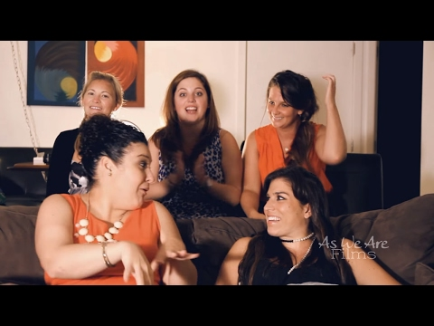 Advice For The Bride And Groom | As We Are Films