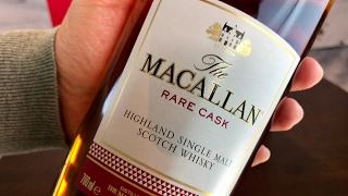 The Macallan Rare Cask Highland Single Malt Scotch Whisky Unboxing