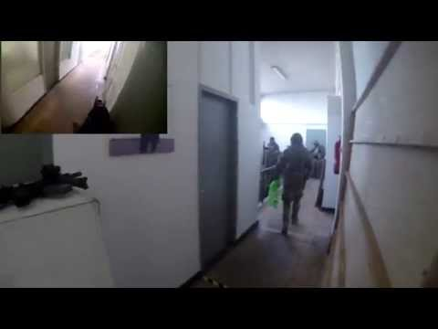 CQCentral Airsoft Match 12 - OCT- 2014 Rotterdam / The Netherlands