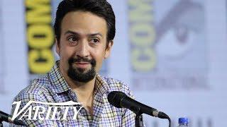 Lin Manuel Miranda's 'His Dark Materials' Full Comic-Con Panel in Hall H