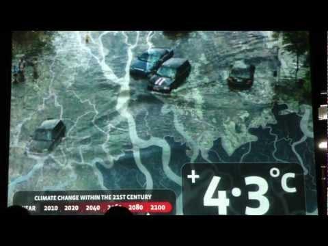 5 Degree Celsius - Global Warming