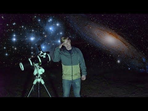 ТОП 5 интересных дипскай объектов лета и осени в небольшой телескоп. Астрономия для начинающих