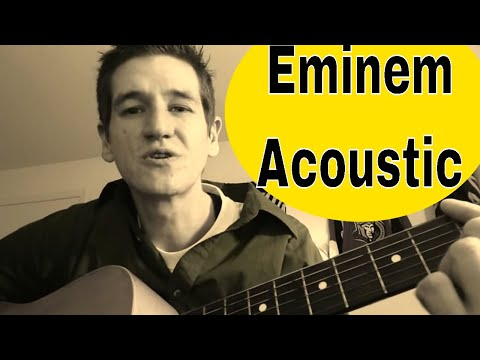 How to Play Forgot About Dre on Guitar: Acoustic: Eminem: Lesson: Easy Chords