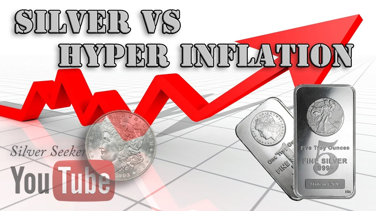 Silver Vs Hyper Inflation Why Should You Stack