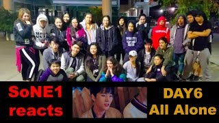 Video DAY6 - All Alone (혼자야) M/V Reaction by SoNE1 download MP3, 3GP, MP4, WEBM, AVI, FLV Januari 2018