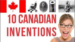 Famous Canadian Inventors List