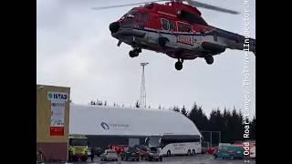 Stranded Norway Cruise Ship Passengers Evacuated