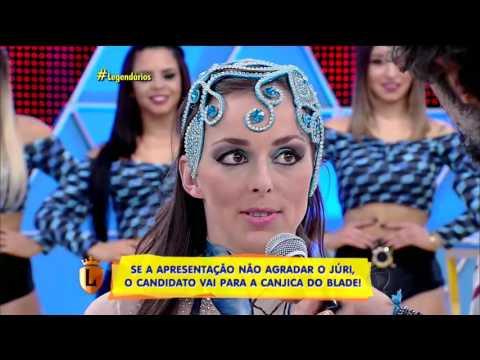 Convidados elegem melhor performance do Canjica Show
