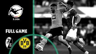 SC Freiburg II vs Borussia Dortmund II Full Game 3rd Division 2021 22 Matchday 3