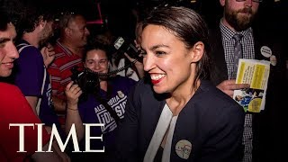 How Alexandria Ocasio-Cortez Pulled Off The Biggest Upset Of 2018 | TIME