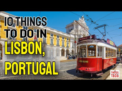 10 Things To Do in Lisbon, Portugal WITH THE WHOLE FAAMILY!