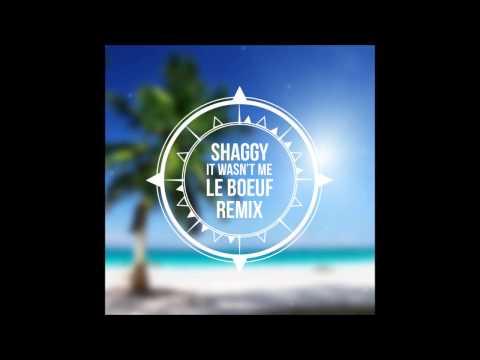 Shaggy - It Wasn't Me (Le Boeuf Remix)