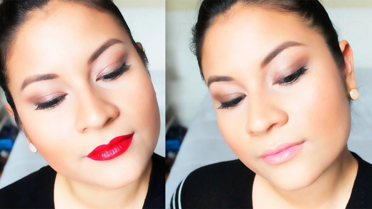 maquillaje diario natural para el da natural o atrevida al