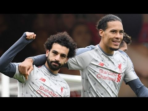 Salah 9/10, Fabinho 8/10 as Liverpool smash City to go eight points ...