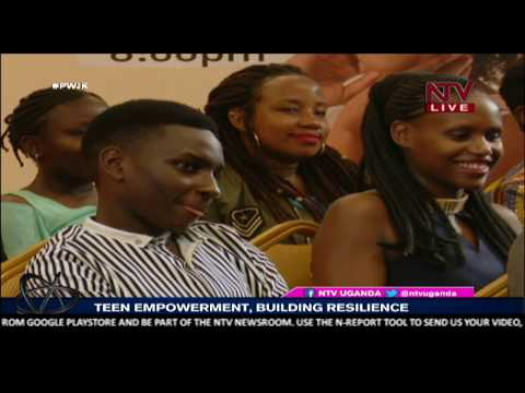PWJK: Teen Empowerment and Building Resilience