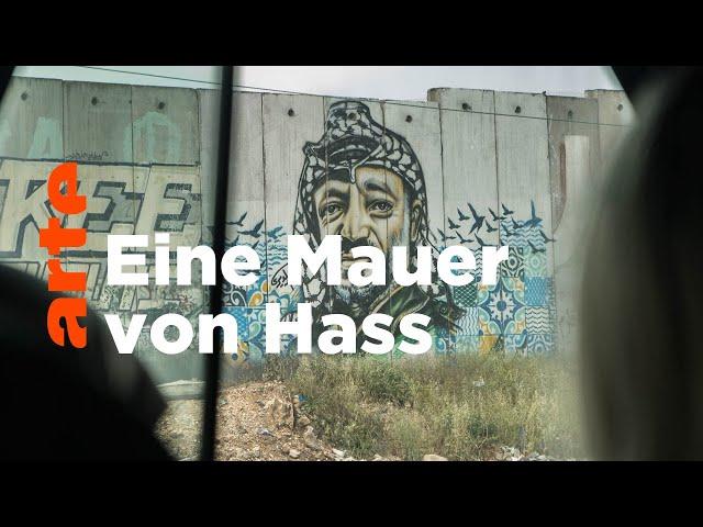 Israel: Palästinenser - ein Volk verfeindeter Brüder | ARTE Reportage
