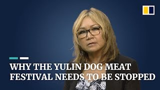 Why the Yulin Dog Meat Festival must be stopped