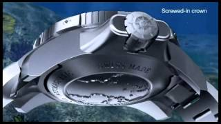 Gambar cover Ball Engineer Hydrocarbon Deep Quest 3000m Diver Watch Trailer