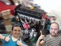 Montagem Completa do Motor Gm 16v Turbo