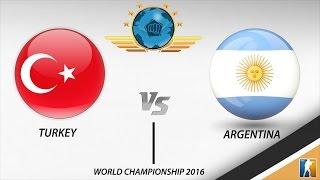 CS GO World Championship 2016 (Turkey vs Argentina)  Map 1 #Train