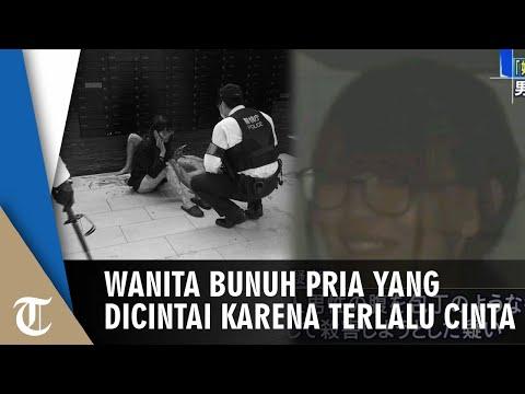Terlalu Cinta, Wanita Bunuh Pria Yang Dicintainya Lalu Duduk Di Sebelahnya Sambil Merokok Dan Telpon