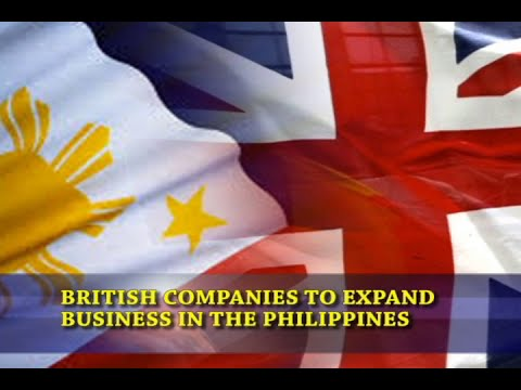 Bizwatch -  British Companies To Expand Business In The Philippines