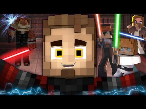 "Minecraft Star Wars #10 - ""TIME TRAVEL"" (Minecraft Roleplay)"
