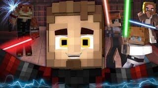 """Minecraft Star Wars #10 - """"TIME TRAVEL"""" (Minecraft Roleplay)"""