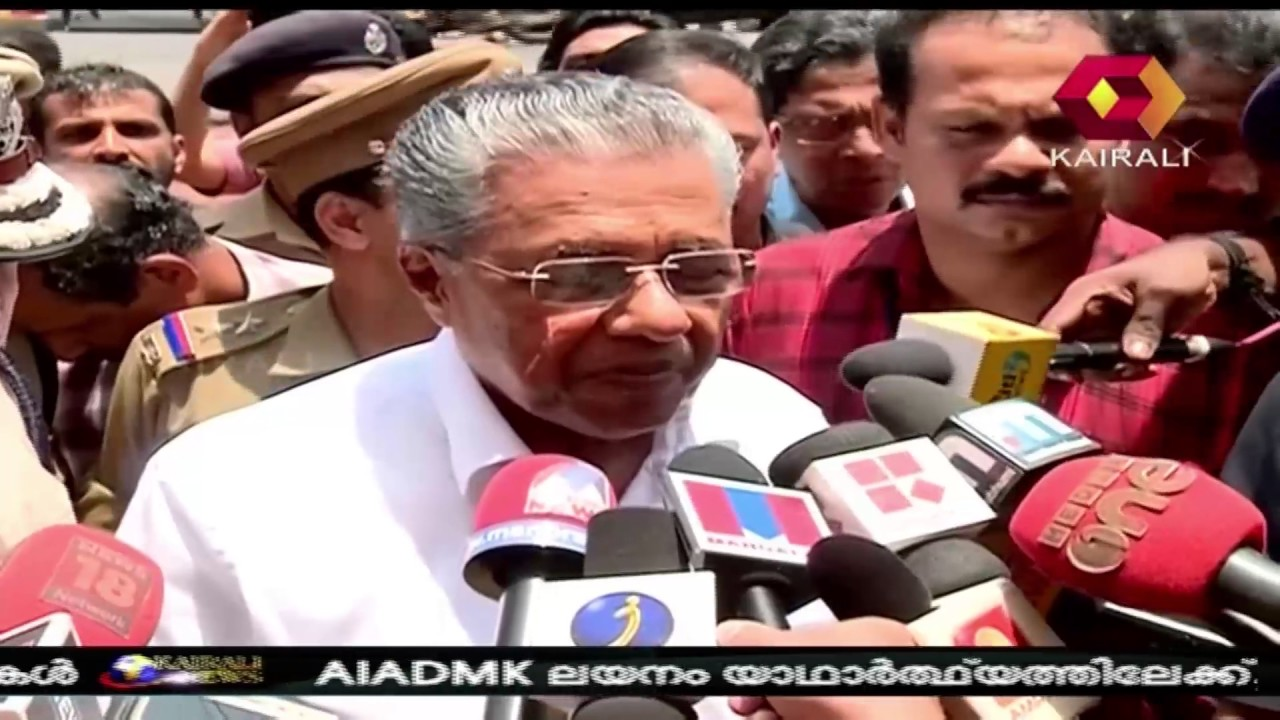 will-comment-on-tp-senkumar-issue-after-studying-the-report-pinarayi-vijayan