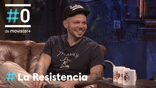 LA RESISTENCIA - Entrevista a Residente | #LaResistencia 25.06.2018