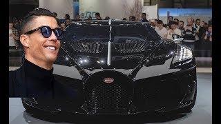 Cristiano Ronaldo achète la voiture la plus chère du monde à 11 millions d'euros