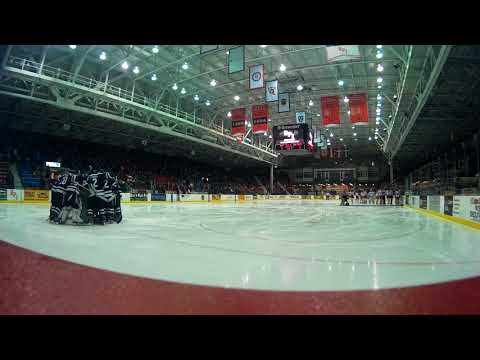 College Hockey Videos: Dartmouth College Big Green @ RPI Engineers, February 9, 2018, Houston Field House, Troy, NY