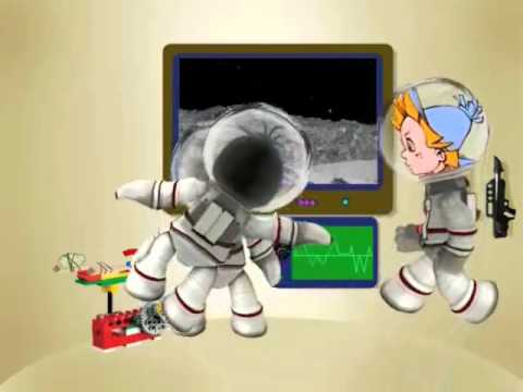 Как Коша Кротик и Незнайка на Луне побывали