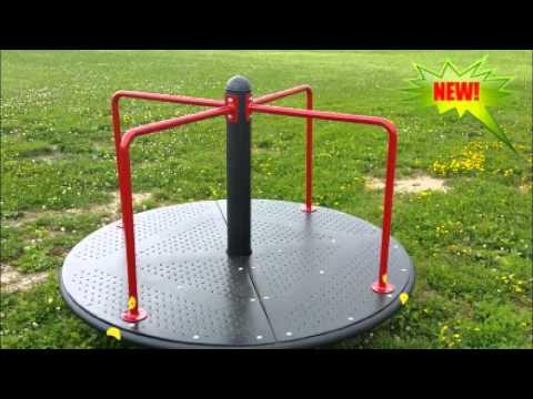 Playground Equipment - PP100 - New