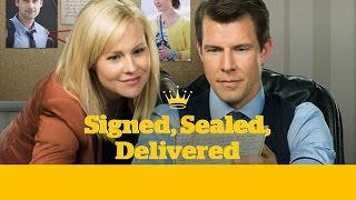 Hallmark Channel - Signed, Sealed, Delivered