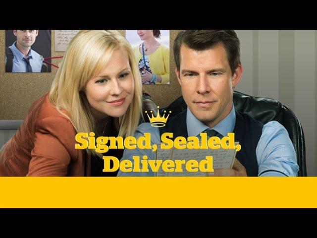 Hallmark Channel - Signed, Sealed, Delivered