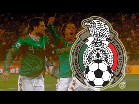 20 GOLES IMPRESIONANTES SELECCION MEXICANA  pt. 1