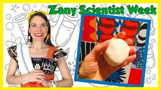 How to make Salt Dough Clay [small batch] | Zany Scientist Week