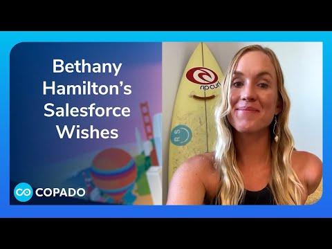 Bethany Hamilton's Salesforce Wishes
