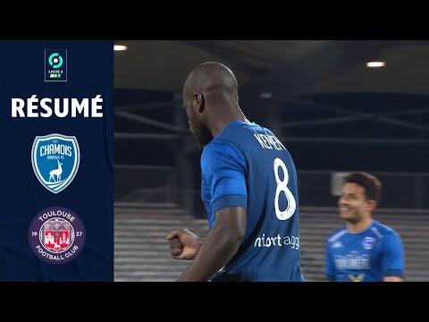 CHAMOIS NIORTAIS FC - TOULOUSE FC (1 - 0) - Résumé - (CNFC - TFC) / 2020-2021