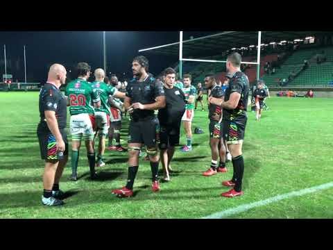 Amichevole 2019 - Benetton Rugby vs Zebre Rugby (12-19) highlights