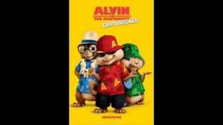 Alvin and The Chipmunk - Bad Romance (REAL VOICE)