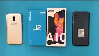 Samsung Galaxy A10 vs Samsung Galaxy J2 2018