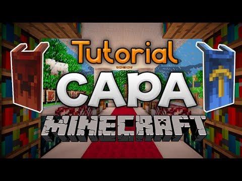 Como Colocar Capa No Minecraft (Atualizado) / Simon Plays