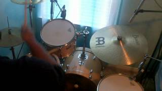 Kurt Carr - Something Happens (Drum Cover)