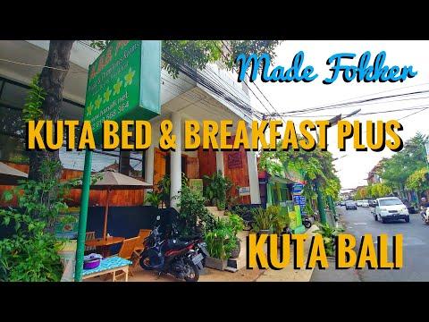Kuta Bed & Breakfast Plus   Where To Stay In Kuta Bali   Cheap Hotels In Kuta Bali