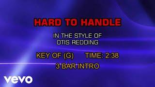 Otis Redding - Hard To Handle (Karaoke)